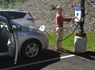 Marc Lausier Maine Electric Car TideSmart Global